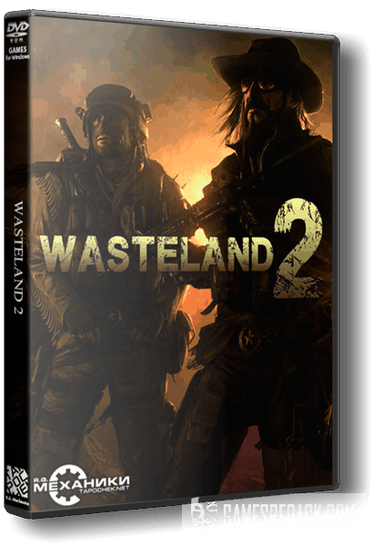 Wasteland 2: Director's Cut (RUS|ENG|MULTI7) [RePack] от R.G. Механики