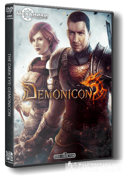 The Dark Eye: Demonicon (RUS|ENG) [RePack] от R.G. Механики