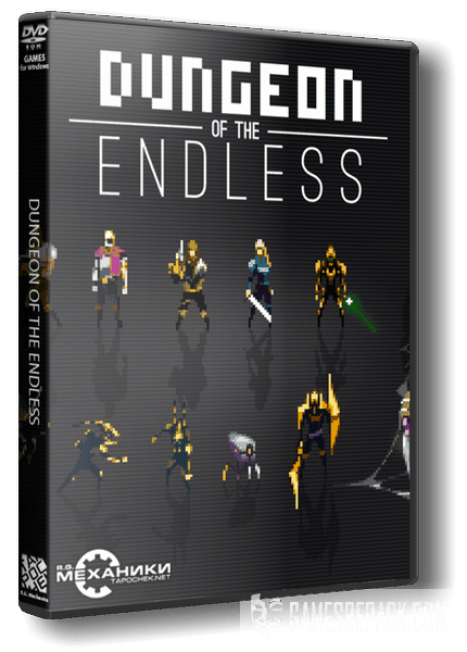 Dungeon of the Endless: Complete Edition (RUS|ENG|MULTI4) [RePack] от R.G. Механики