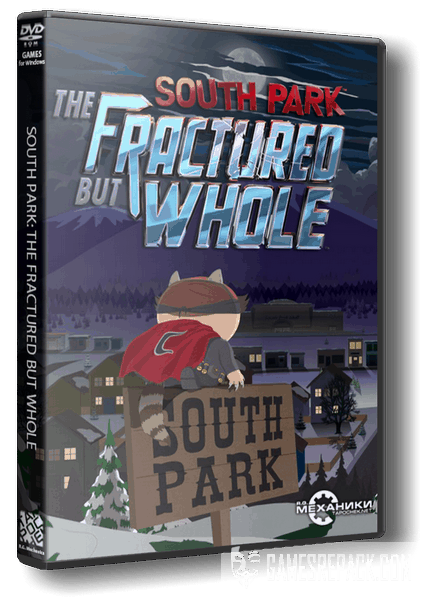 South Park: The Fractured But Whole (RUS|ENG|MULTI9) [RePack] от R.G. Механики