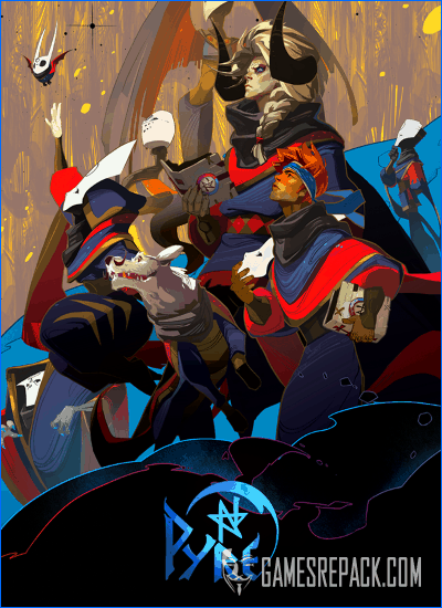 Pyre (Supergiant Games) (RUS/ENG/MULTI6) [L]