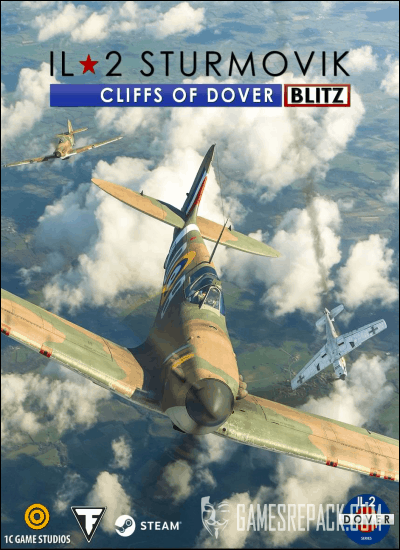 IL-2 Sturmovik: Cliffs of Dover - Blitz Edition | Ил-2 Штурмовик: Битва за Британию - версия BLITZ (1C Company) (RUS|ENG|MULTi8) [L]