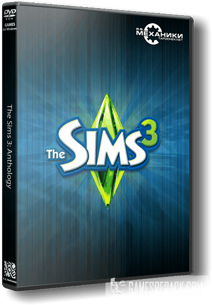 The Sims 3 - Complete Edition (RUS|ENG) [Repack] от R.G. Механики