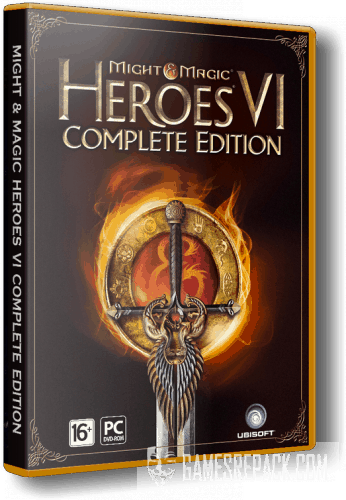 Might and Magic: Heroes VI - Complete Edition \ Меч и Магия: Герои VI - Полное Издание (RUS|RUS) [Repack] от xatab
