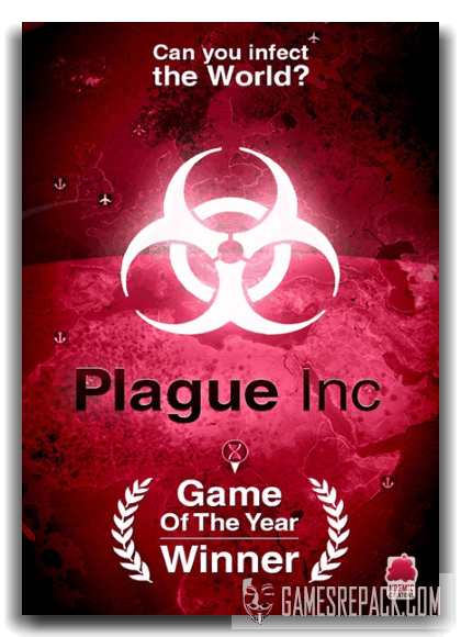 Plague Inc: Evolved (Ndemic Creations) (RUS |ENG|MULTI) [Repack] от xatab