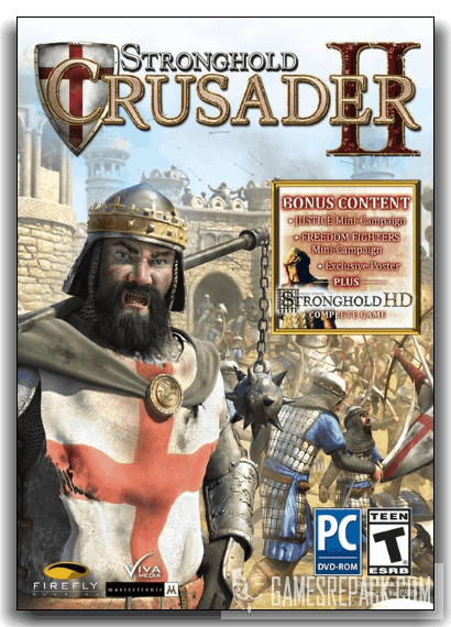 Stronghold Crusader 2- Special Edition (FireFly Studios) (RUS\RUS) [Repack] от xatab