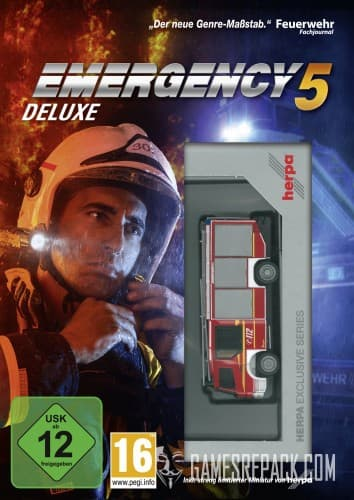 Emergency 5 - Deluxe Edition (Deep Silver) (RUS|ENG|MULTI) [Repack] от xatab