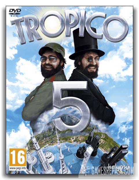 Tropico 5: Steam Special Edition (Kalypso Media Digital) (RUS|ENG) [RePack] от xatab
