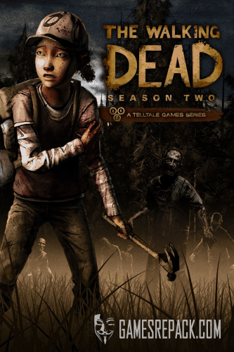 The Walking Dead: Season Two. Episode (Telltale Games) (RUS|ENG) [RePack] от xatab