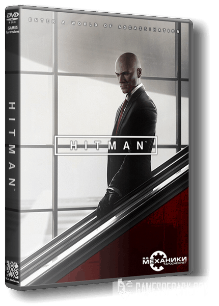 HITMAN: Game of The Year Edition (RUS|ENG|MULTI8) [RePack] от R.G. Механики