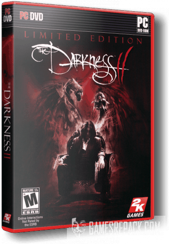 The Darkness 2 Limited Edition (RUS|RUS) [Repack] от xatab
