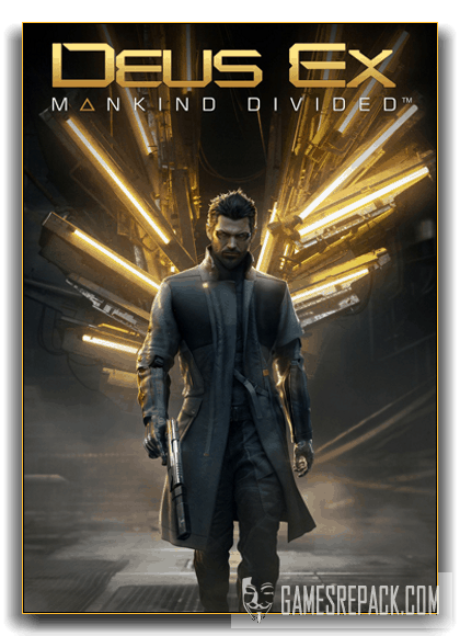 Deus Ex: Mankind Divided - Digital Deluxe Edition (Square Enix) (RUS|ENG) [RePack] от xatab