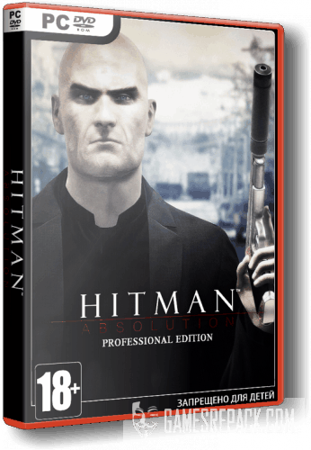 Hitman Absolution - Professional Edition (RUS|ENG|Multi8) [Repack] от xatab
