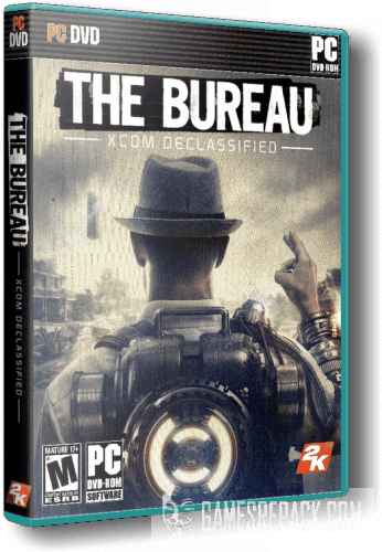 The Bureau: XCOM Declassified  (RUS|ENG) [RePack] от xatab