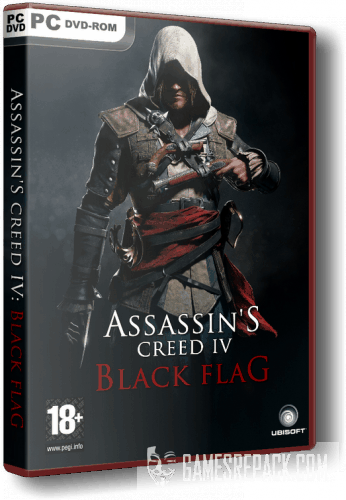Assassin's Creed 4 Black Flag Deluxe Edition (Ubisoft Entertainment) [Repack] от xatab