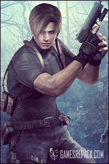 Resident Evil 4 Ultimate HD Edition (Capcom Entertainment) (RUS|RUS) [RePack] от xatab