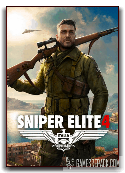 Sniper Elite 4 - Deluxe Edition (505 Games) (RUS|ENG) [RePack] от xatab