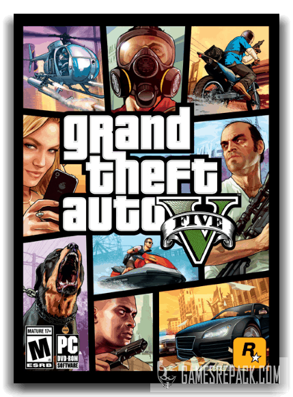 Grand Theft Auto V - Redux (2015)  RePack от xatab
