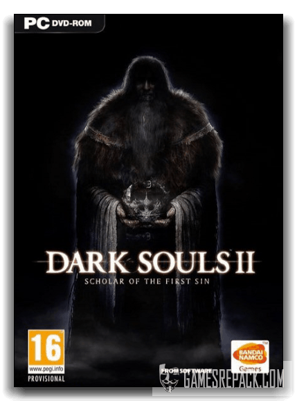 Dark Souls II: Scholar of the First Sin (Namco Bandai Games) (RUS|ENG) [Repack] от xatab