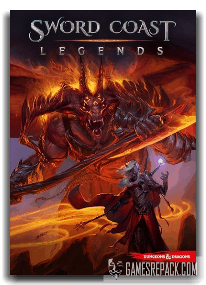 Sword Coast Legends (Digital Extremes) (RUS|ENG) [Repack] от xatab