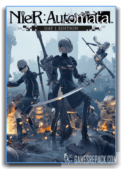 NieR:Automata - Day One Edition (RUS|ENG) [RePack] от xatab