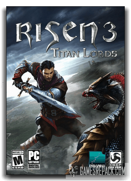 Risen 3: Titan Lords - Enhanced Edition (Deep Silver) (RUS|ENG) [RePack] от xatab