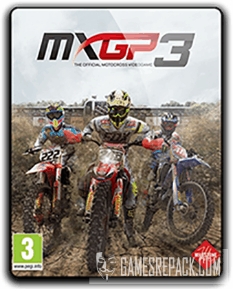 MXGP3 – The Official Motocross Videogame (2017) RePack от qoob