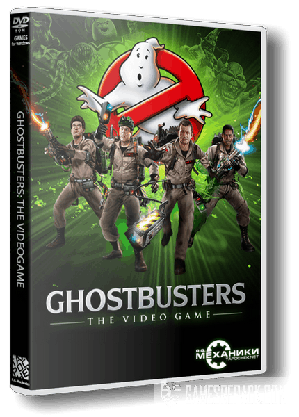 Ghostbusters: The Video Game (RUS|ENG) [RePack] от R.G. Механики