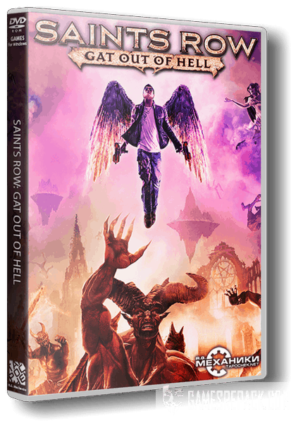 Saints Row: Gat out of Hell (RUS|ENG|MULTI8) [RePack] от R.G. Механики