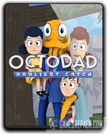 Octodad: Dadliest Catch (2014) RePack от qoob
