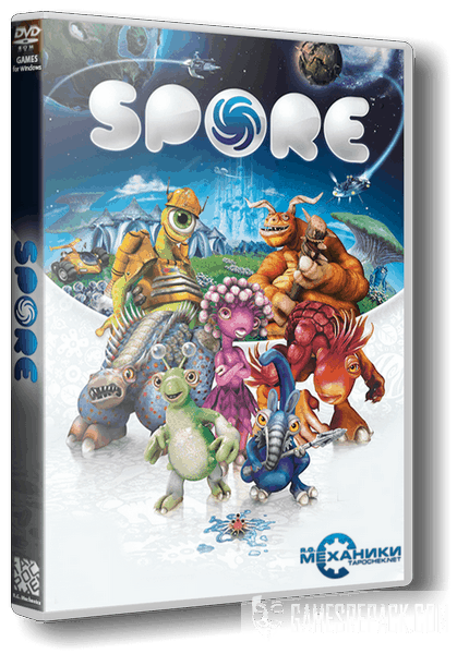SPORE Collection (RUS|ENG) [RePack] от R.G. Механики