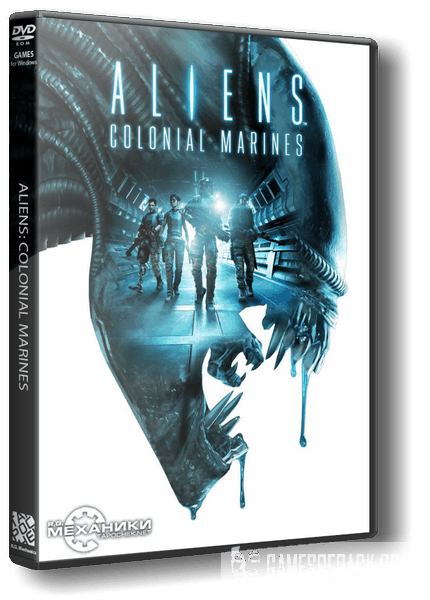 Aliens: Colonial Marines - Collector's Edition (RUS|ENG) [Repack] от R.G. Механики