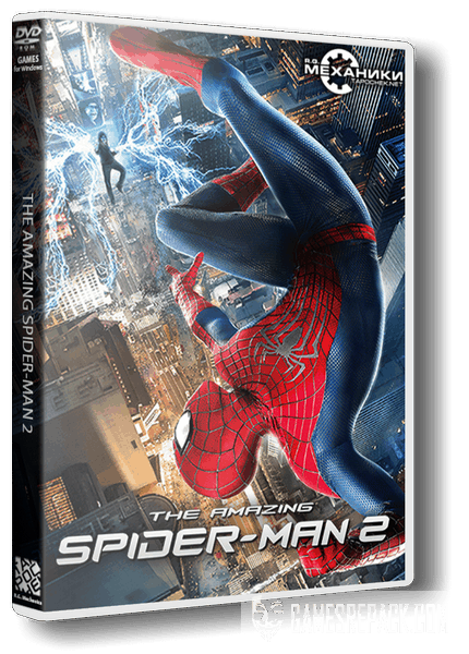 The Amazing Spider-Man 2 (RUS|ENG|MULTI6) [RePack] от R.G. Механики