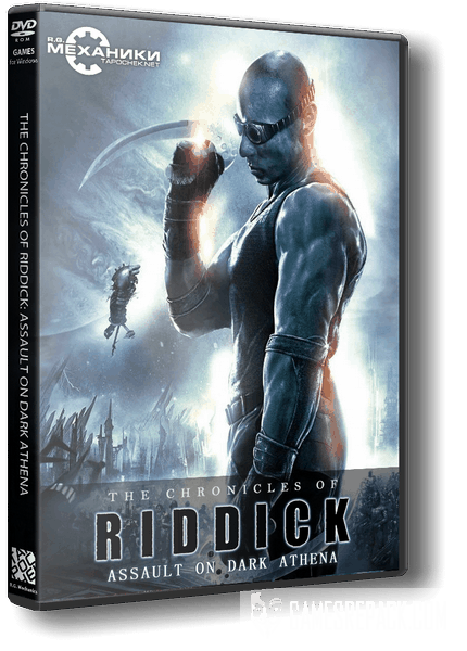 The Chronicles of Riddick: Assault on Dark Athena (RUS|ENG) [RePack] от R.G. Механики