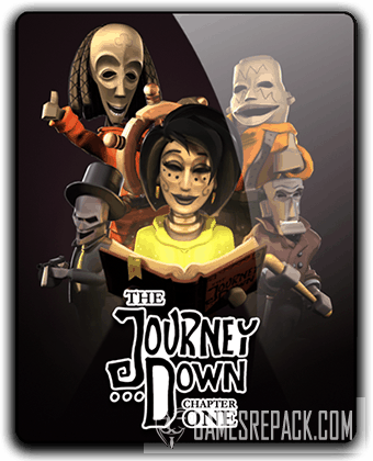 The Journey Down: Chapter One (2013) RePack от qoob