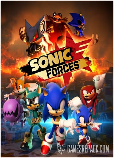 Sonic Forces (SEGA) (RUS|ENG|MULTi11) [L]