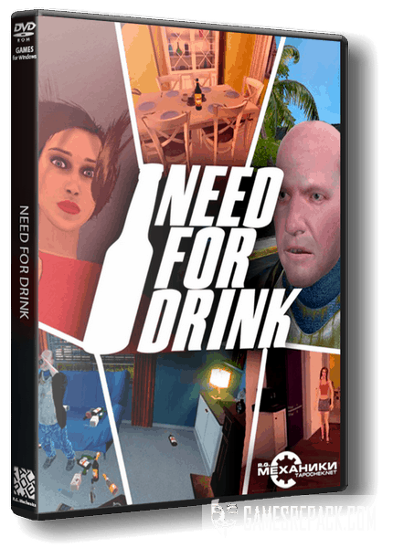 Need For Drink (RUS|ENG|MULTI18) [RePack] от R.G. Механики