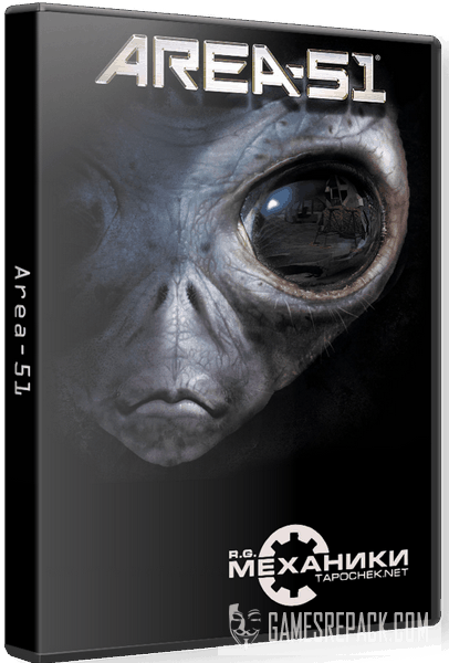 Area 51 | BlackSite: Area 51 (RUS|ENG) [RePack] от R.G. Механики