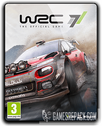 WRC 7 FIA World Rally Championship (2017) RePack от qoob