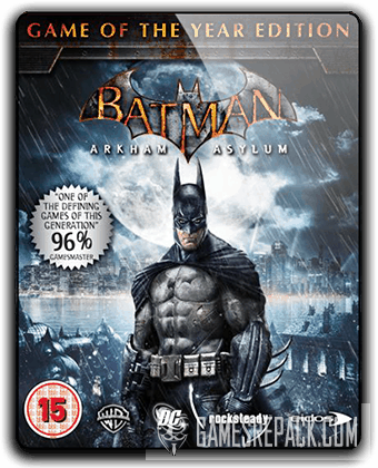 Batman: Arkham Asylum - Game of the Year Edition (2010) RePack от qoob