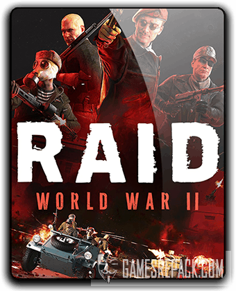 RAID: World War II - Special Edition (2017) RePack от qoob