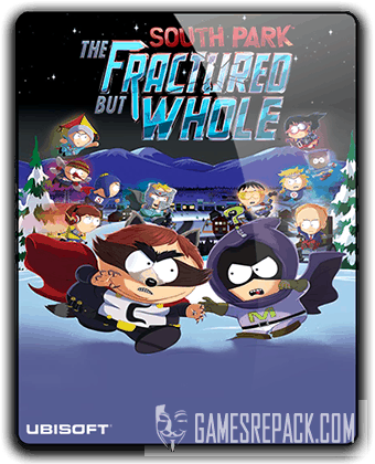 South Park: The Fractured But Whole - Gold Edition (2017) RePack от qoob