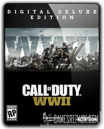 Call of Duty: WWII - Digital Deluxe Edition (2017) RePack от qoob