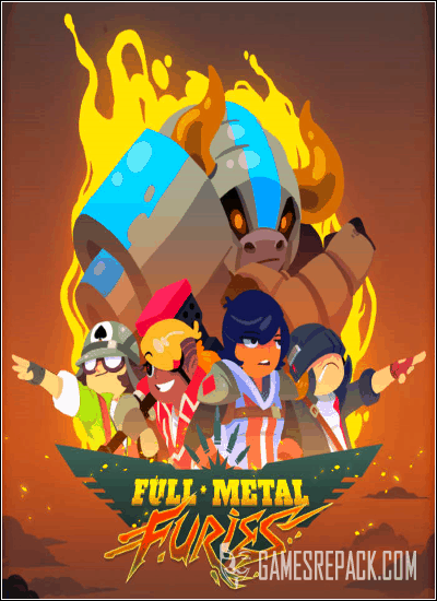 Full Metal Furies (Cellar Door Games) (RUS|ENG|MULTi7) [L]