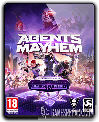 Agents of Mayhem (2017) RePack от qoob