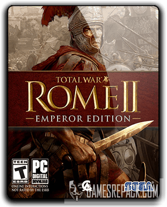 Total War: Rome 2 - Emperor Edition (2013) RePack от qoob