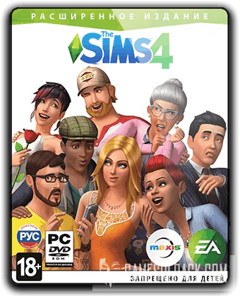 The Sims 4 Deluxe Edition  (2014) RePack от qoob