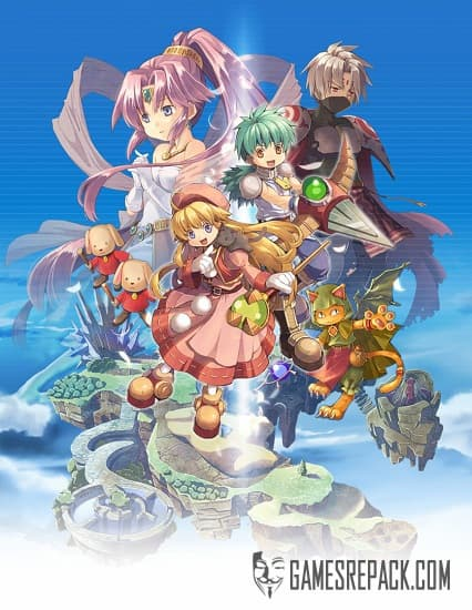 Zwei: The Arges Adventure (XSEED Games, Marvelous USA, Inc.) (ENG/JAP) [L]