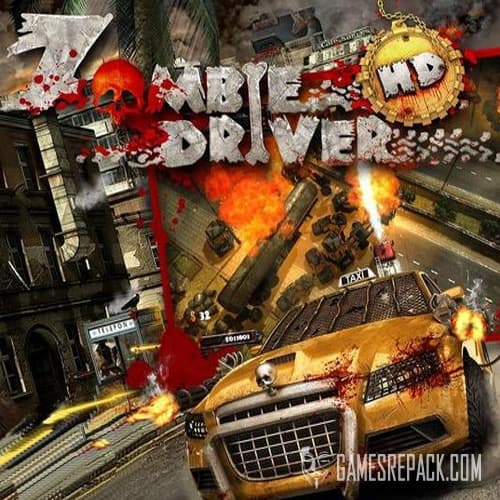 Zombie Driver HD: Complete Edition (ENG/MULTI6) [Repack] by FitGirl