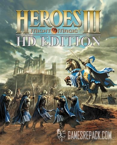 Heroes of Might & Magic 3: HD Edition (Ubisoft) (RUS/ENG) [Repack] by FitGirl